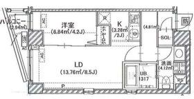 西横浜駅 徒歩5分2階Fの間取り画像