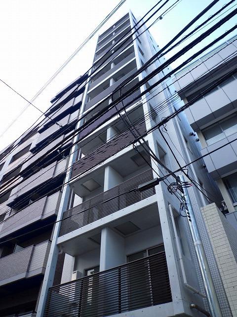 ヴェルト新宿夏目坂の外観画像