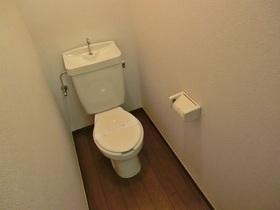 広めのトイレ♪