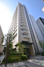 カワサキ・ミッドマークタワーの外観画像