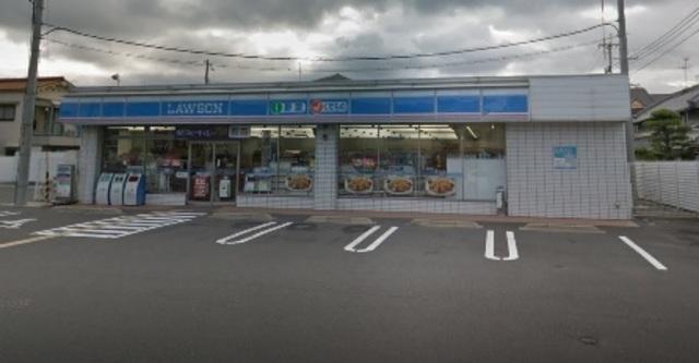 ローソン美原町真福寺店