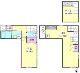 西品川3丁目戸建 1号室