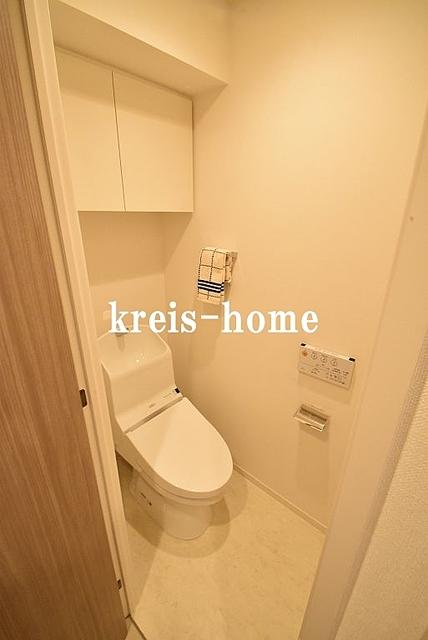 東京駅 徒歩11分トイレ