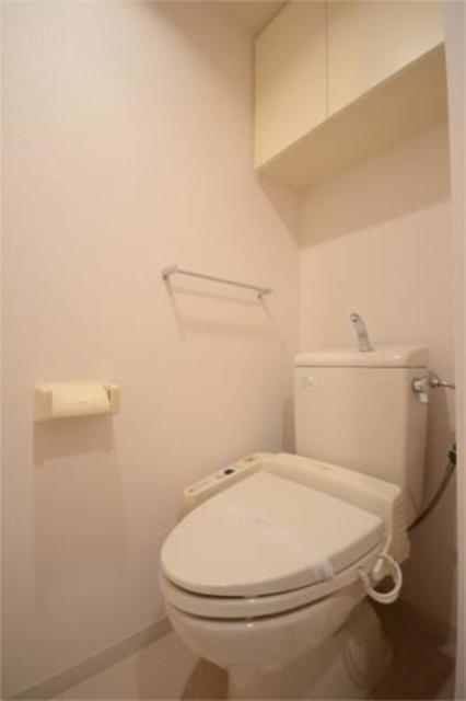 ルボラパン行人坂トイレ