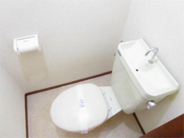 メゾンキムトイレ
