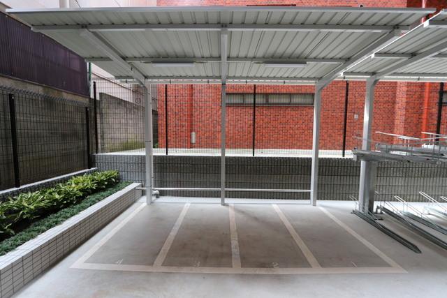 セジョリ川崎駐車場