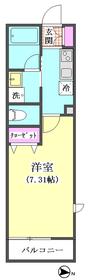 デュオメゾン本羽田 301号室
