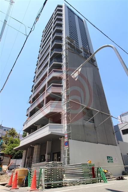 大阪市天王寺区国分町の賃貸マンションの外観