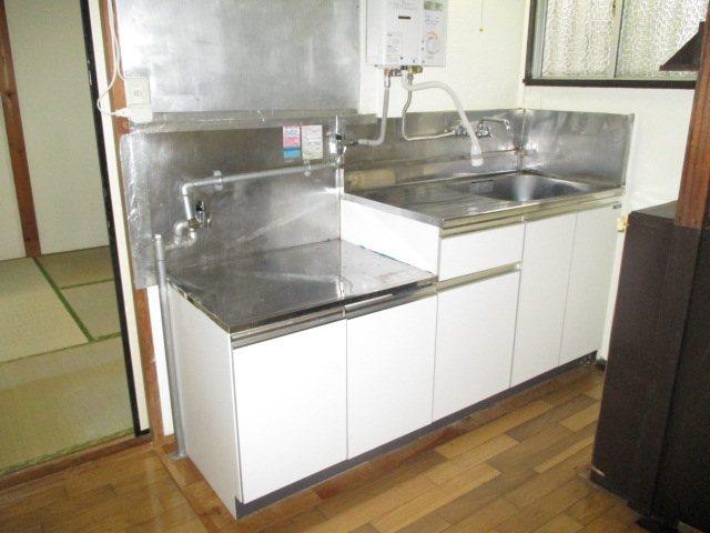 旭荘キッチン