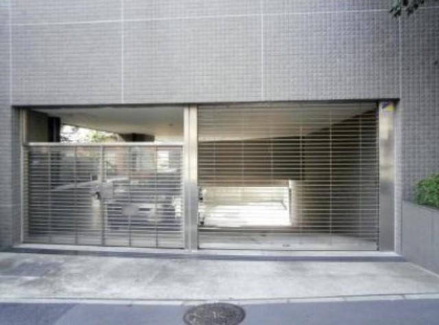 パークキューブ春日安藤坂駐車場