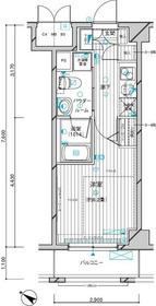 川崎駅 徒歩14分1階Fの間取り画像