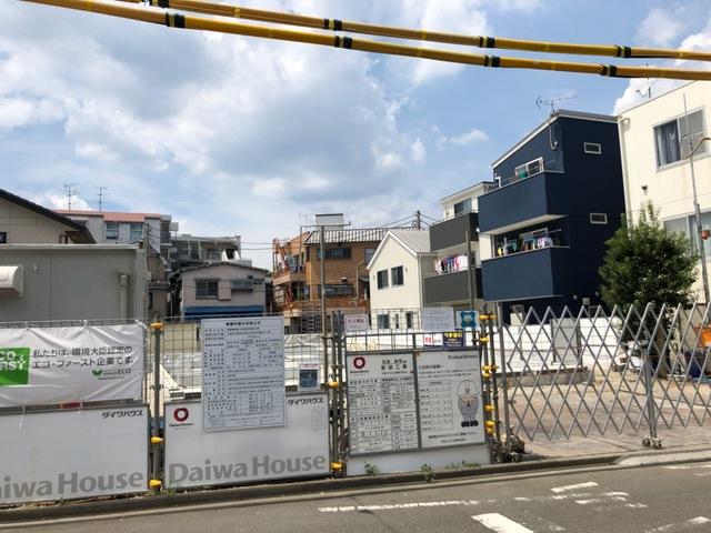 仮)D-room井田杉山町の外観画像