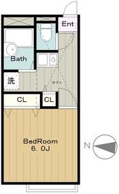 フォレスト永山1階Fの間取り画像
