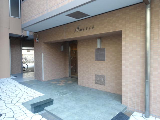 アミティエ・船橋駅前エントランス