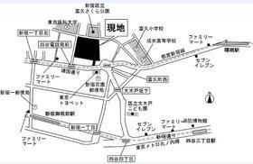 Tomihisa Cross コンフォートタワー案内図