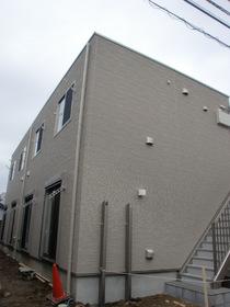 エスポワールA棟の外観画像