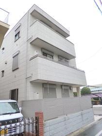 アジュール北新宿の外観画像
