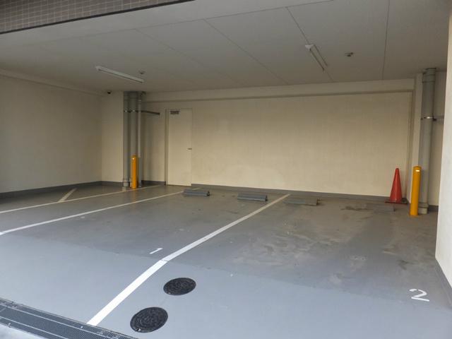 スカイコート品川南大井2駐車場