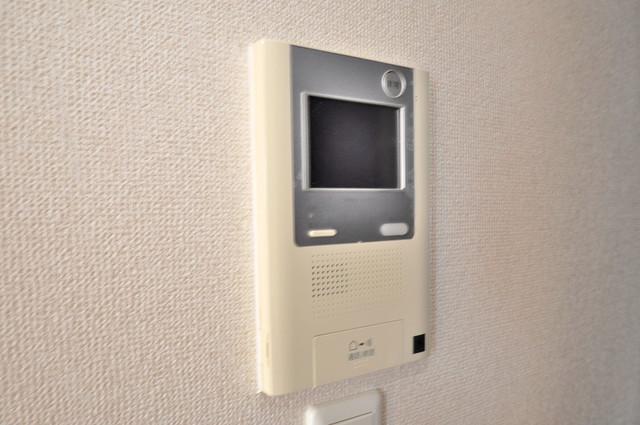 サイプレス小阪駅前 TVモニターホンは必須ですね。扉は誰か確認してから開けて下さいね