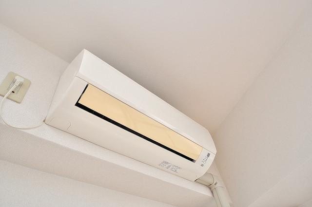 オーキッド・ヴィラ今里 うれしいエアコン標準装備。快適な生活が送れそうです。