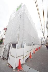 仮)千代田富士見1丁目レジデンス新築A棟の外観