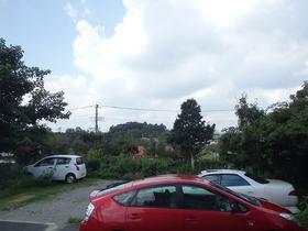 スカイハイム駐車場