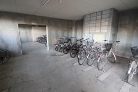 駐輪場がございます
