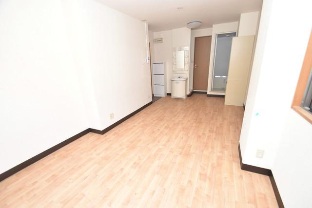 サンオークスマンション 明るいお部屋は風通しも良く、心地よい気分になります。