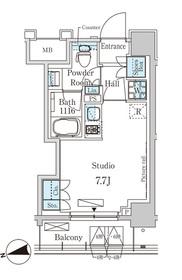 パークアクシス大森レジデンス 703号室