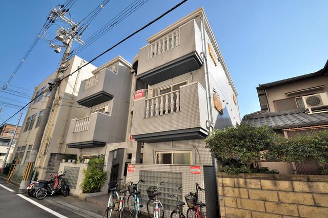 東大阪市中小阪2丁目の賃貸マンション