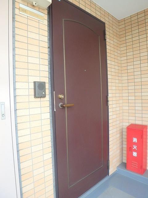 玉川台イレブン玄関