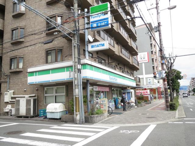 ヴィーブルアサダ ファミリーマート巽北3丁目店