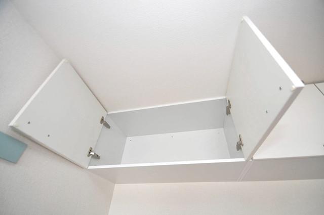ロータリーマンション永和 コンパクトながら収納スペースもちゃんとありますよ。