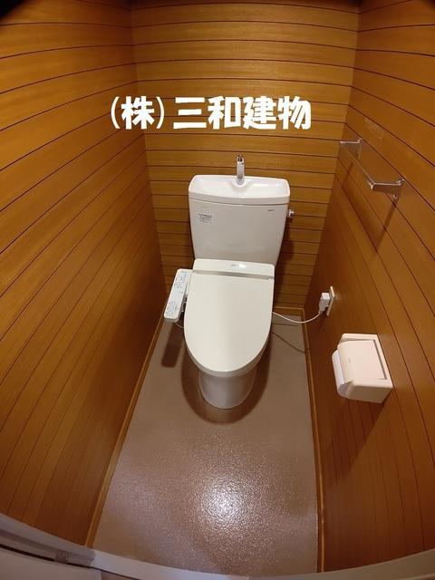 メゾンボヌールトイレ