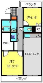 高田駅 徒歩27分1階Fの間取り画像
