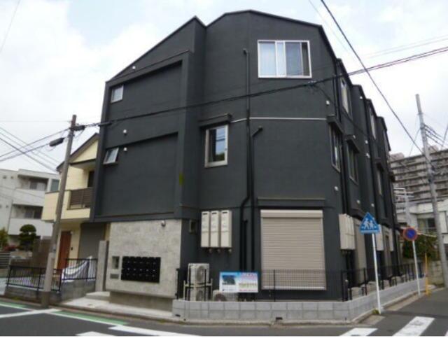 BAY FLAT HOSHIKAWAの外観画像
