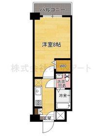 No81 AMARIGE (B3) : 4階間取図
