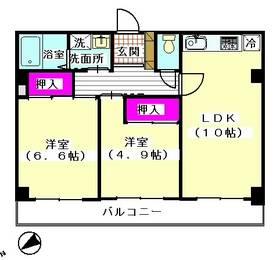 アイリング糀谷 303号室