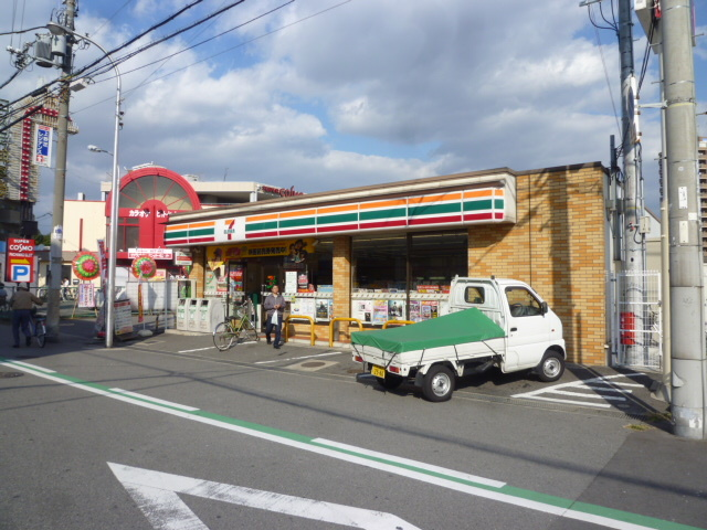 セブンイレブン堺上野芝町3丁店