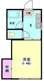 コーポ紫苑 101号室