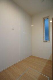 アンソレイユ 101号室