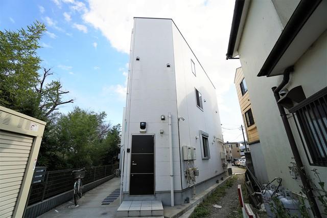 京王稲田堤駅 徒歩10分外観