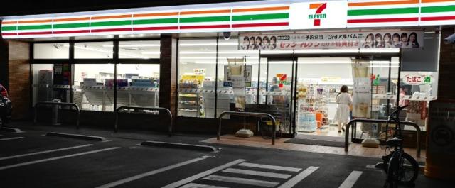 セブンイレブン大阪桜川2丁目店