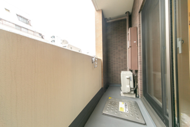 フォンターナ入谷設備