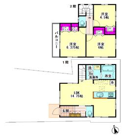 Ormilia(オルミリア) B号室