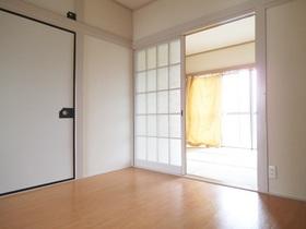 きれいな洋室!