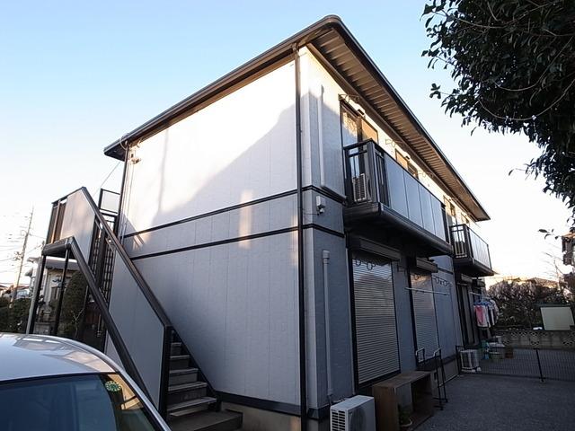 パナホーム施工の2DKアパート!!