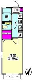 メゾンu田園調布 202号室