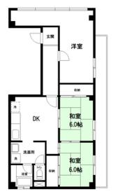 第二小島ビル5階Fの間取り画像