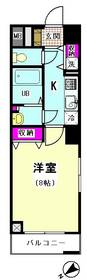 フレンド ヒル 品川 603号室